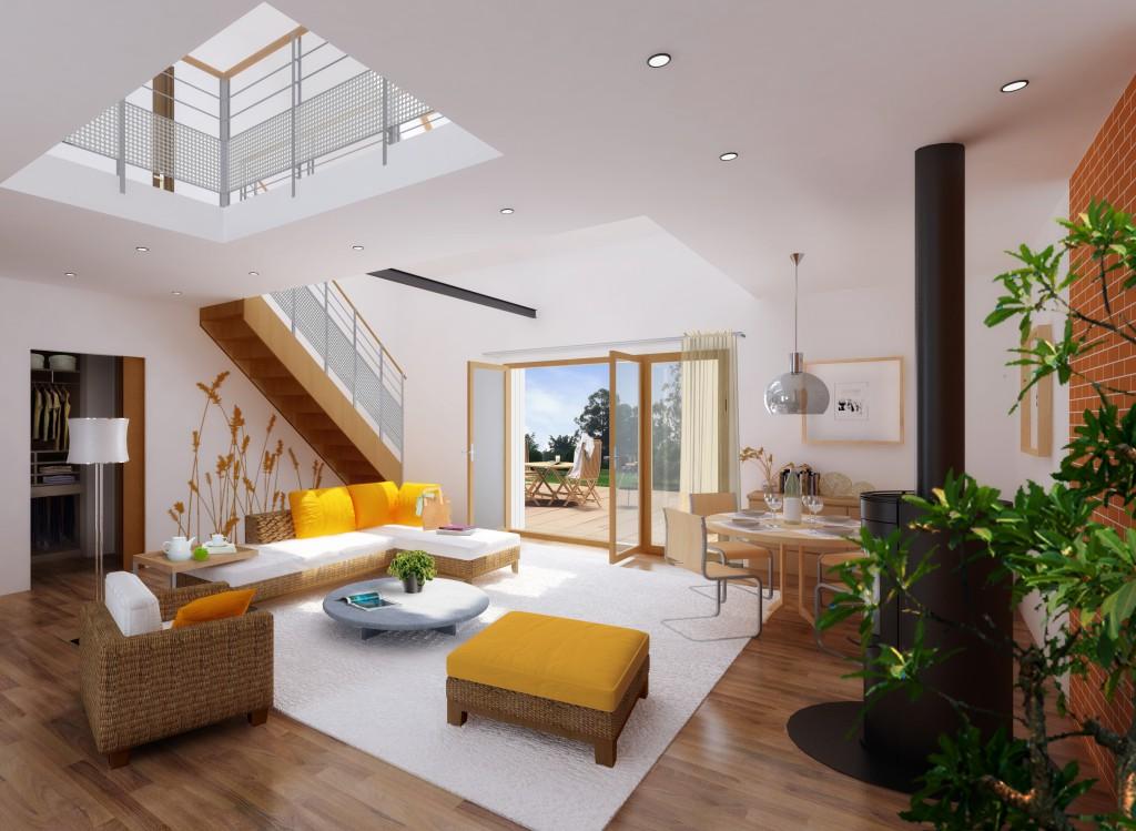 Entretien d immeubles d habitation et de bureaux lc - Image interieur de maison ...